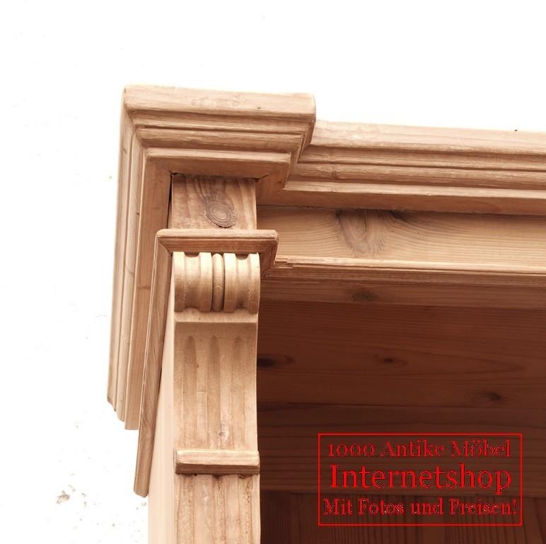 pre1s 50 cm langes schmales regal bauernregal b cherregal. Black Bedroom Furniture Sets. Home Design Ideas