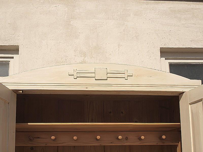 pics photos antik shabby chic kleiderschrank schrank 01. Black Bedroom Furniture Sets. Home Design Ideas
