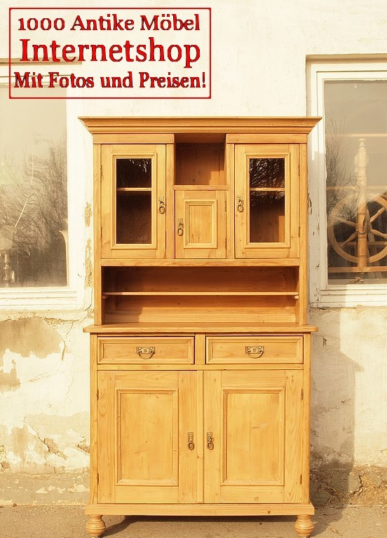 altes antikes k chenbuffet k chenbuffet massivholzm bel fichte alte antike bauernm bel. Black Bedroom Furniture Sets. Home Design Ideas