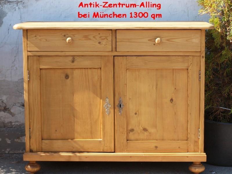 alte antike anrichte k chenschrank weichholzm bel fichtenholz alte antike bauernm bel. Black Bedroom Furniture Sets. Home Design Ideas