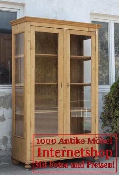 alte antike vitrine vitrinenschrank schublade vitrine aus. Black Bedroom Furniture Sets. Home Design Ideas