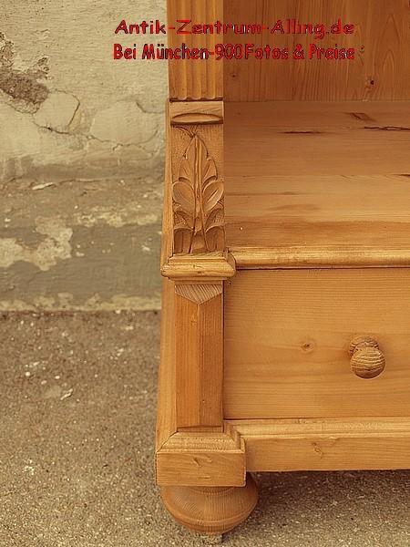 regal gr nderzeit bauernregal fichtenregal b cherregal weichholzm bel fichte nicht antik alte. Black Bedroom Furniture Sets. Home Design Ideas