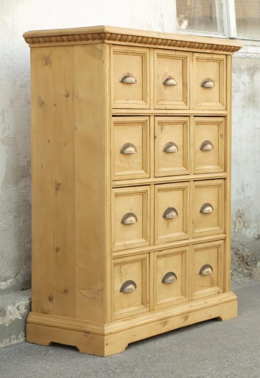 apothekerkommode kommode apothekenschrank apothekerschrank. Black Bedroom Furniture Sets. Home Design Ideas