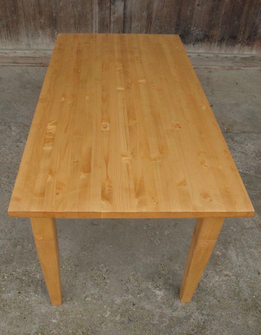 Esstisch Tisch Massivholz Fichte 180 x 90 cm Nachbau  ~ Esstisch Fichte