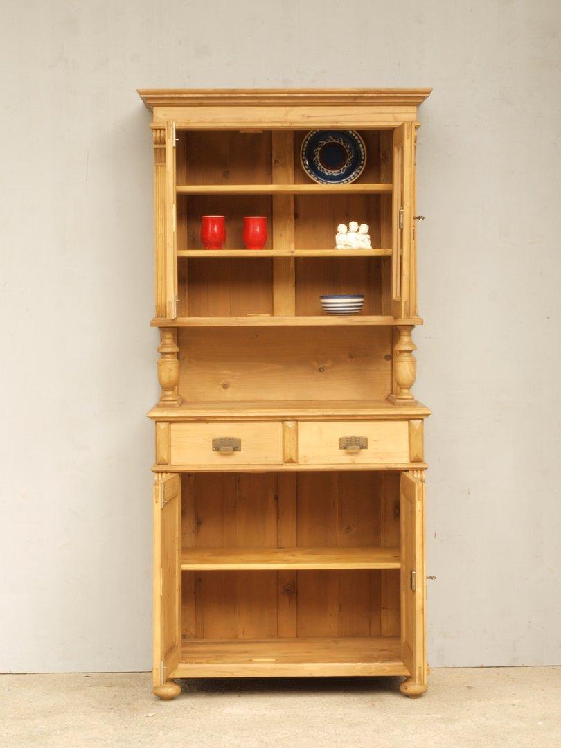 b089 k chenbuffet aus altem holz bauernbufett. Black Bedroom Furniture Sets. Home Design Ideas