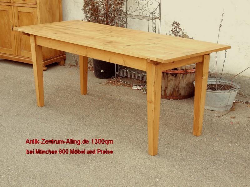 Geliebte Tisch Bauerntisch Esstisch Massivholzmöbel Fichtenholz &ER_79